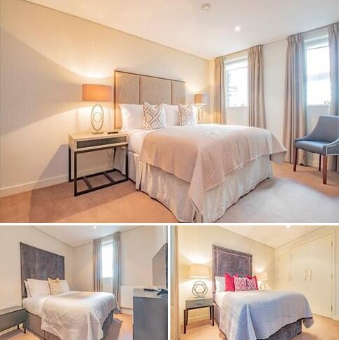 3 bedroom apartment to rent - Apartment 109, Merchant Square East, Paddington, W2