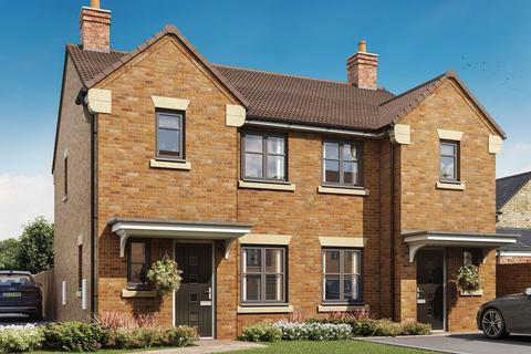 3 bedroom semi-detached house for sale - Plot 23, The Sherwood at Eleanor Gardens, The Headlands, Navenby LN5