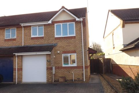 3 bedroom semi-detached house for sale - Wester Moor Drive, Roundswell, Barnstaple, EX31