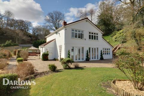 4 bedroom detached house for sale - Cwm-Yr-Allt Lane, Hengoed