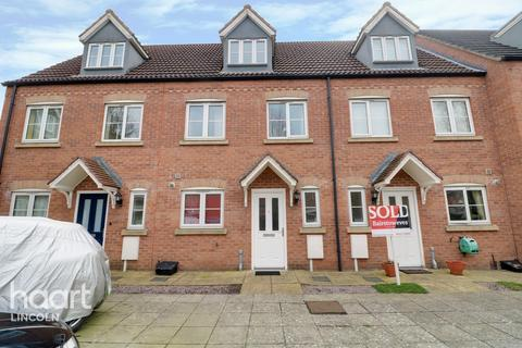 3 bedroom terraced house for sale - Anchor Close, Lincoln