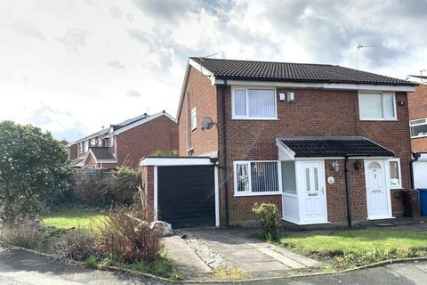 2 bedroom semi-detached house to rent - The Fairway, New Moston