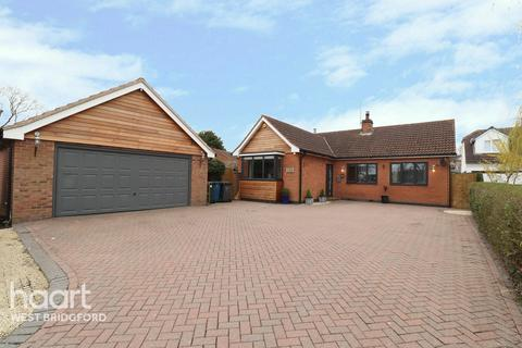 4 bedroom detached bungalow for sale - Melton Road, Stanton On The Wolds