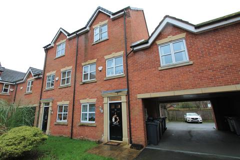 3 bedroom townhouse to rent - Ursuline Way, Crewe