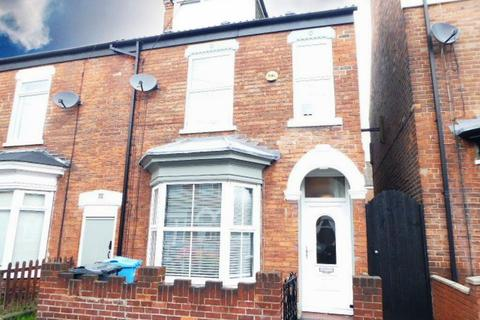 2 bedroom terraced house for sale - Thoresby Street, HULL, HU5 3RD