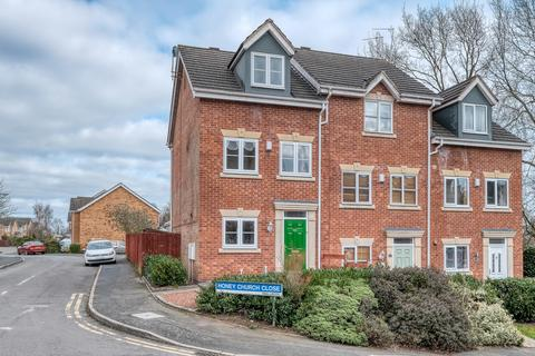 3 bedroom townhouse for sale - Honeychurch Close, Smallwood, Redditch B98 7BZ