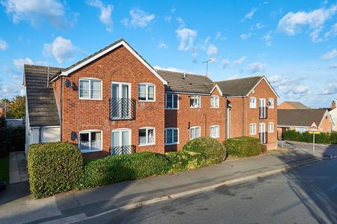 1 bedroom ground floor flat for sale - Barnes Close, Kibworth Beauchamp