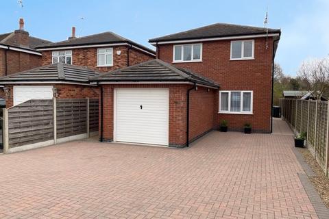 3 bedroom detached house for sale - Glebe Lane, Nuneaton