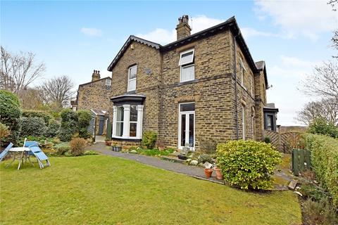 4 bedroom semi-detached house for sale - Grosvenor Villa, Grosvenor Road, Batley