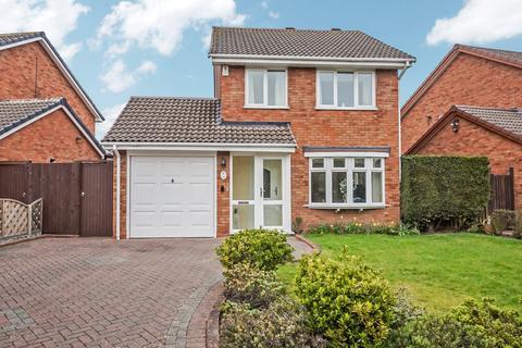 3 bedroom detached house for sale - Bramblewoods, Shard End
