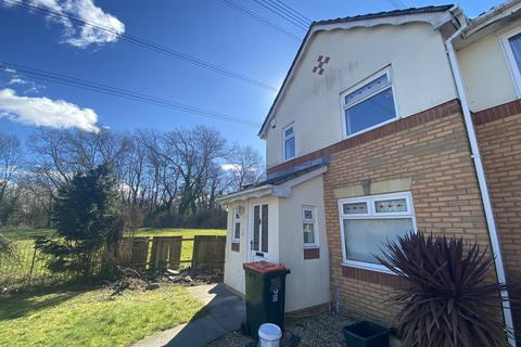 3 bedroom end of terrace house to rent - Manor Park, Newport, Gwent
