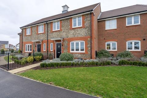 3 bedroom terraced house for sale - Longacres Way, Chichester