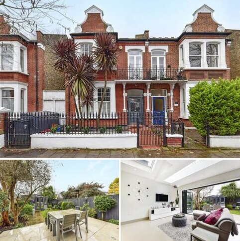 5 bedroom semi-detached house for sale - Airedale Avenue, Chiswick, London, W4