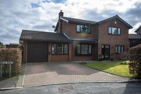 4 bedroom detached house for sale - Bryn Rise, Oswestry