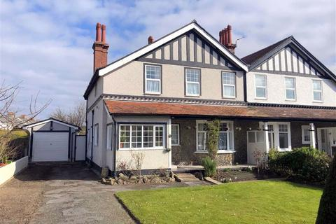 4 bedroom semi-detached house for sale - Carmen Sylva Road, Craig Y Don, Llandudno, Conwy