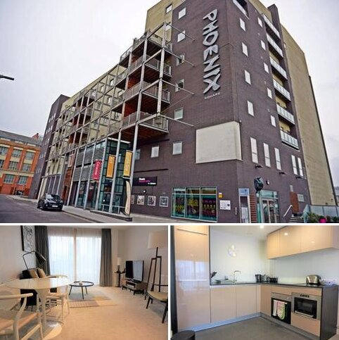 2 bedroom apartment to rent - Phoenix Square, Leicester