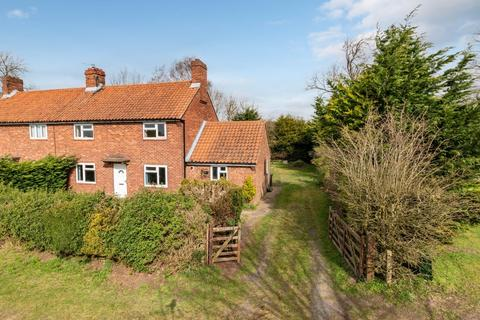 3 bedroom semi-detached house for sale - Scoreby, Gate Helmsley, York