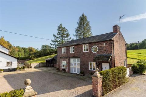 3 bedroom barn conversion for sale - Priest Lane, Mottram St Andrew