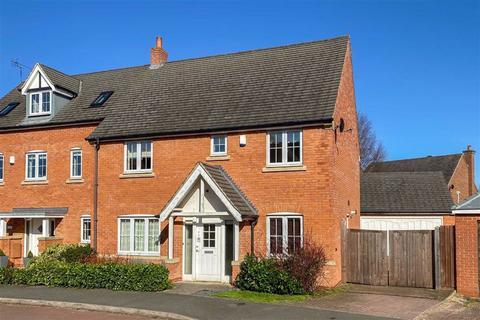 4 bedroom semi-detached house for sale - Vale Close, Loughborough, LE11