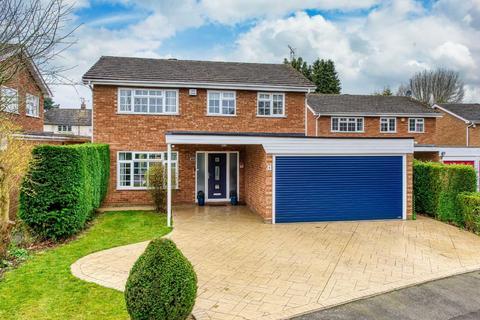 4 bedroom detached house for sale - 5, Windsor Gardens, Codsall, Wolverhampton, WV8