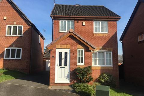 3 bedroom detached house for sale - Sparrow Close, Ilkeston