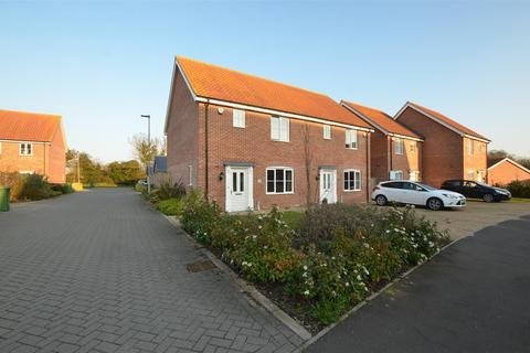 3 bedroom semi-detached house for sale - Stalham, NR12