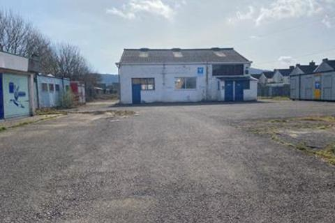 Industrial unit for sale - Virginia Park Garage, Melville Terrace, Caerphilly, Caerphilly