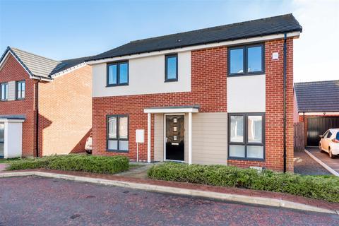 4 bedroom detached house to rent - Greville Gardens, Great Park, Gosforth, NE13 9