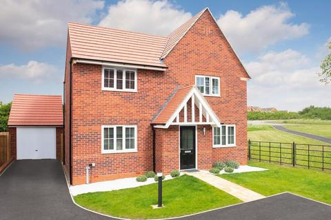 4 bedroom detached house for sale - Plot 32, Alderney at Lyveden Fields, Livingstone Road, Corby, CORBY NN18