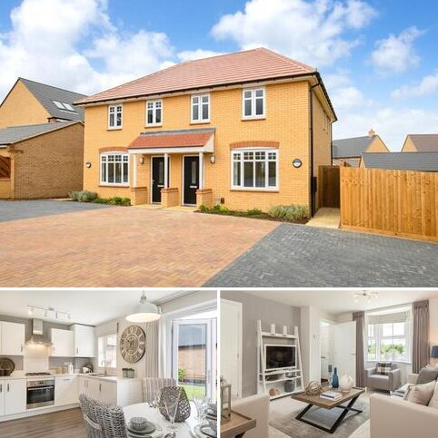 3 bedroom end of terrace house for sale - Plot 47, Archford at Woburn Downs, Watling Street, Little Brickhill, MILTON KEYNES MK17