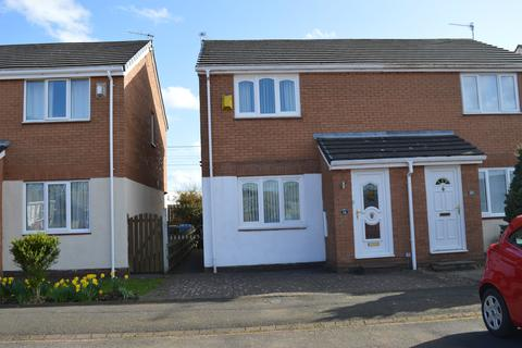 2 bedroom semi-detached house to rent - WILLOW CLOSE, MORPETH NE61