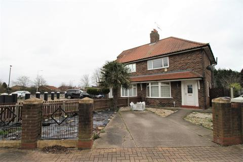 3 bedroom semi-detached house for sale - Hall Road,  Hull, HU6