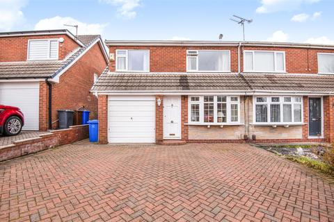 3 bedroom semi-detached house for sale - Lymefield Drive, Worsley, Manchester, M28 1NA