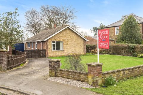3 bedroom detached bungalow for sale - Grantham Road, Waddington, LN5