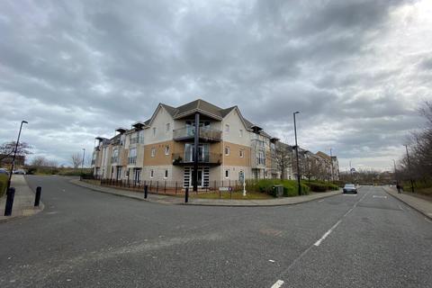 1 bedroom flat for sale - Brandling Court, Hackworth Way, North Shields, Tyne and Wear, NE29 6WT