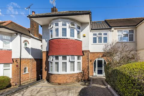 4 bedroom semi-detached house for sale - Sheringham Avenue, London, N14