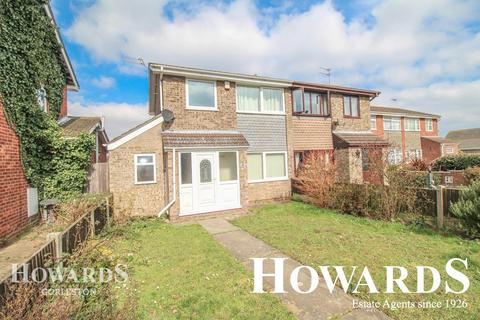 3 bedroom end of terrace house for sale - The Naze, Belton