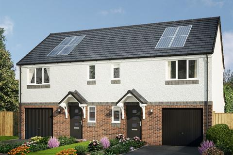 3 bedroom semi-detached house for sale - Plot 16, The Newton at Kingspark, Gillburn Road DD3