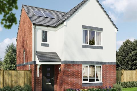 3 bedroom detached house for sale - Plot 10, The Elgin at Kingspark, Gillburn Road DD3