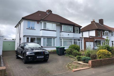 3 bedroom semi-detached house to rent - Scott Road, Great Barr, Birmingham B43