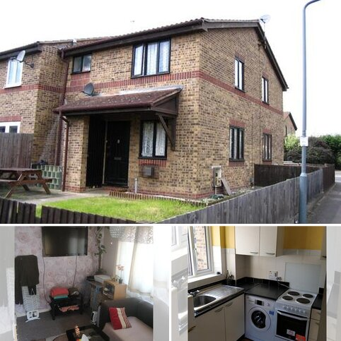 1 bedroom semi-detached house to rent - Gibson Road, Chadwell Heath RM8