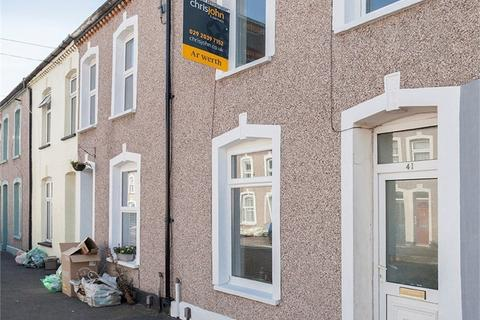 2 bedroom terraced house for sale - Chancery Lane, Riverside, CARDIFF