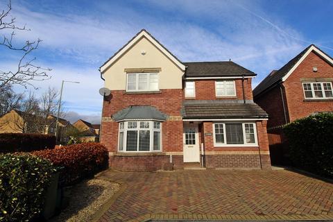 4 bedroom detached house for sale - Georgian Way, Miskin, Pontyclun, Rhondda, Cynon, Taff. CF72 8SG