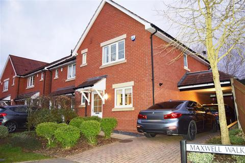 3 bedroom end of terrace house for sale - Maxwell Walk, Bracknell