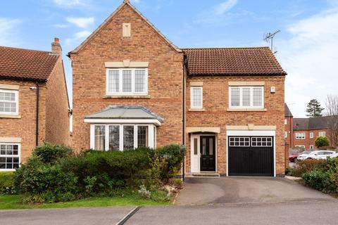 4 bedroom detached house for sale - Balmoral Drive, Greylees, NG34