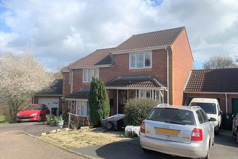 2 bedroom semi-detached house for sale - Wren Close, Honiton