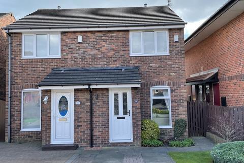 2 bedroom semi-detached house for sale - Mulgrave Drive, St Peters Riverside