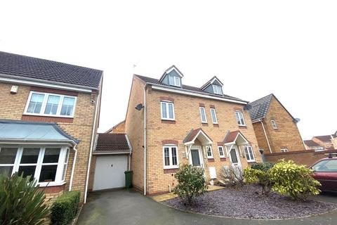 3 bedroom semi-detached house to rent - Goodheart Way, Thorpe Astley, LE3 3RX