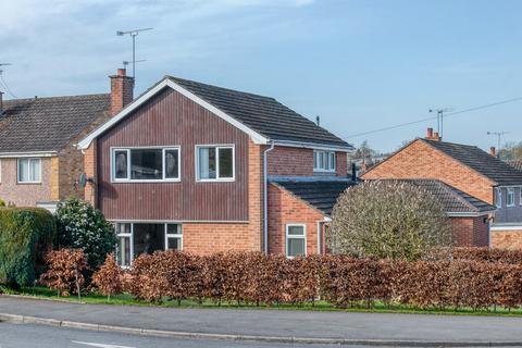 4 bedroom detached house for sale - St. Judes Avenue, Studley B80 7HZ