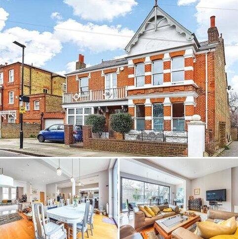 5 bedroom detached house for sale - Ennismore Avenue, Chiswick, London, W4